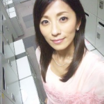 中田有紀さんは、銀座で映画&盛岡冷麺