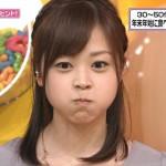 2013年好きな女子アナランキングで水卜麻美アナが1位!!